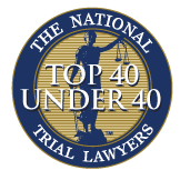 Connecticut Personal Injury Lawyer Ryan McKeen Named 40 Under 40 By National Trial Lawyers