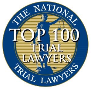 National Top 100 Trial Attorneys