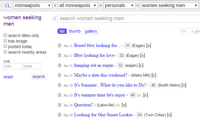 Craigslist women seeking men in tijuana