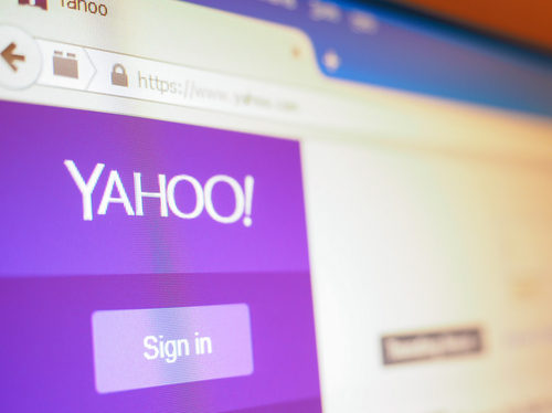 how to delete advertisement on yahoo mail