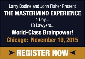 The Mastermind Experience, Nov. 19, Chicago