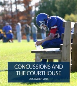 Concussions and the Courthouse