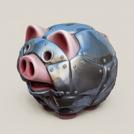 armored pig protect money