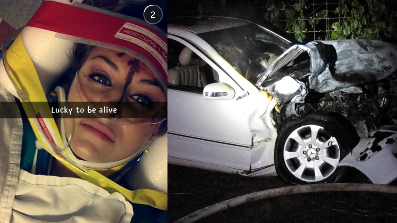 A Georgia Teen faces felony charge after an alleged Snapchat 'speed filter' crash that severely injured the other driver.