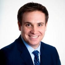 Plaintiff Dominic Guerrini of Kline & Specter in Philadelphia